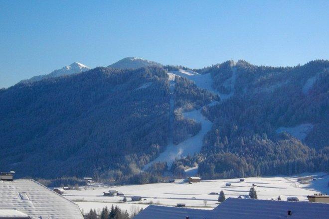 Haus Birke - Winter Bild