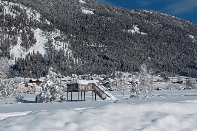 Haus Birke - Bildergalerie - Winter - 20210108_123143